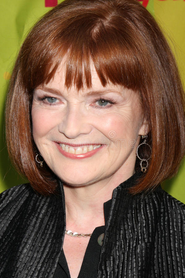 Blair Brown. Arriving at the FOX-Fall Eco-Casino Party at BOA Steakhouse in West Los Angeles, CA on September 14, 2009 royalty free stock photos