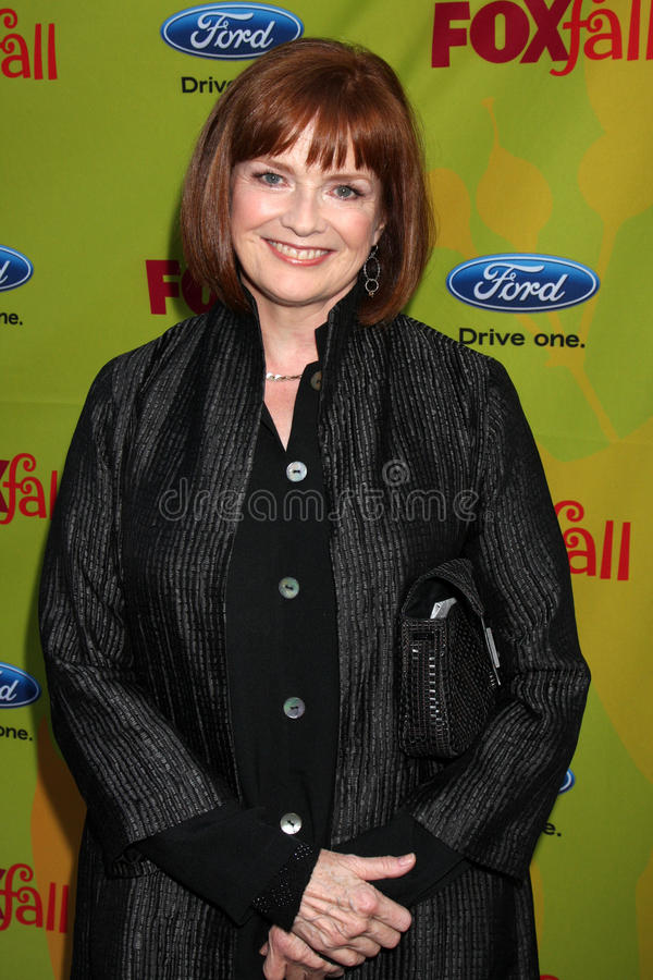 Blair Brown. Arriving at the FOX-Fall Eco-Casino Party at BOA Steakhouse in West Los Angeles, CA on September 14, 2009 stock photo