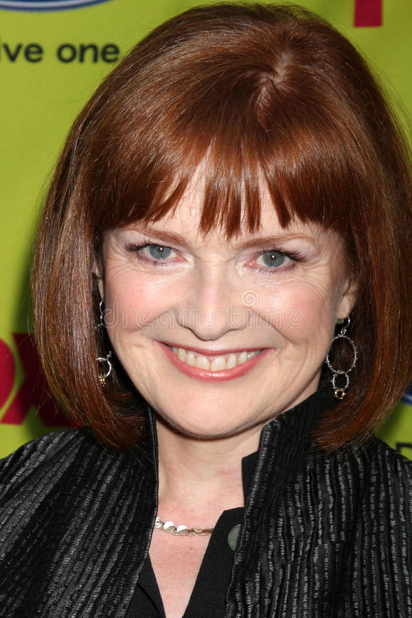 Blair Brown. Arriving at the FOX-Fall Eco-Casino Party at BOA Steakhouse in West Los Angeles, CA on September 14, 2009 stock image