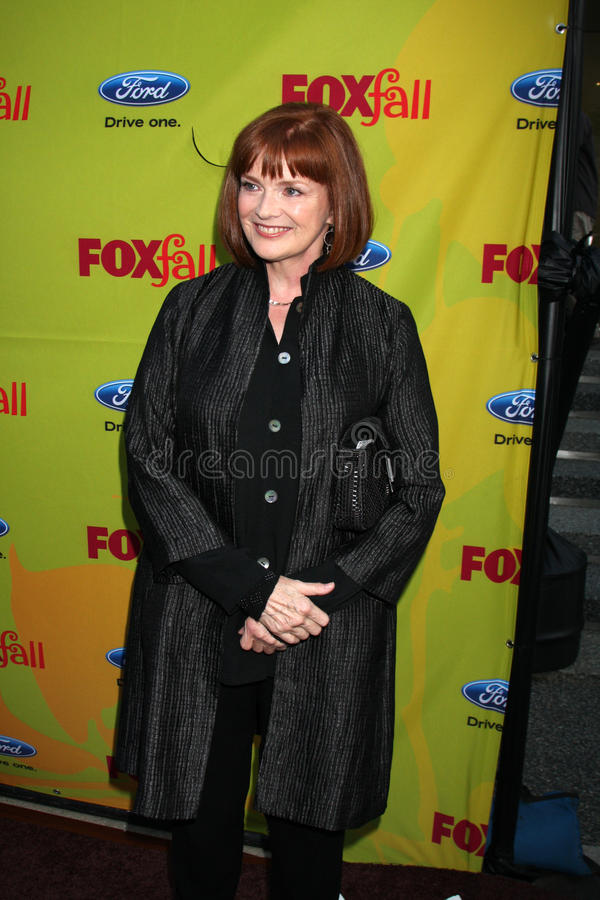 Blair Brown. Arriving at the FOX-Fall Eco-Casino Party at BOA Steakhouse in West Los Angeles, CA on September 14, 2009 royalty free stock image