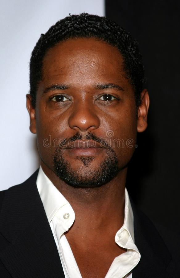 Blair Underwood foto de stock royalty free