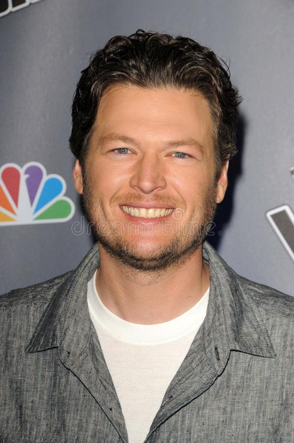 Blake Shelton image stock