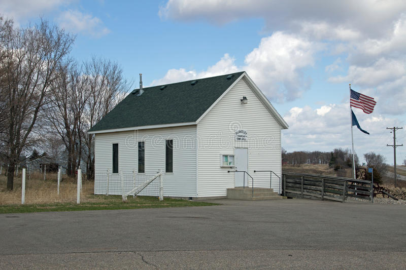 The Blakely Township Town Hall. Blakeley Township is a township in Scott County, Minnesota, United States. The population was 496 at the 2000 census. A town hall stock images