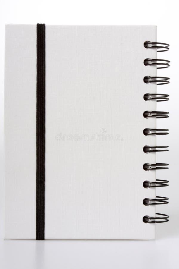 blanc de cahier photos libres de droits