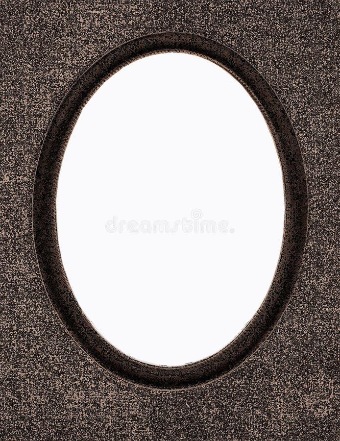 blanc de cru de photo d'isolement par trame image libre de droits