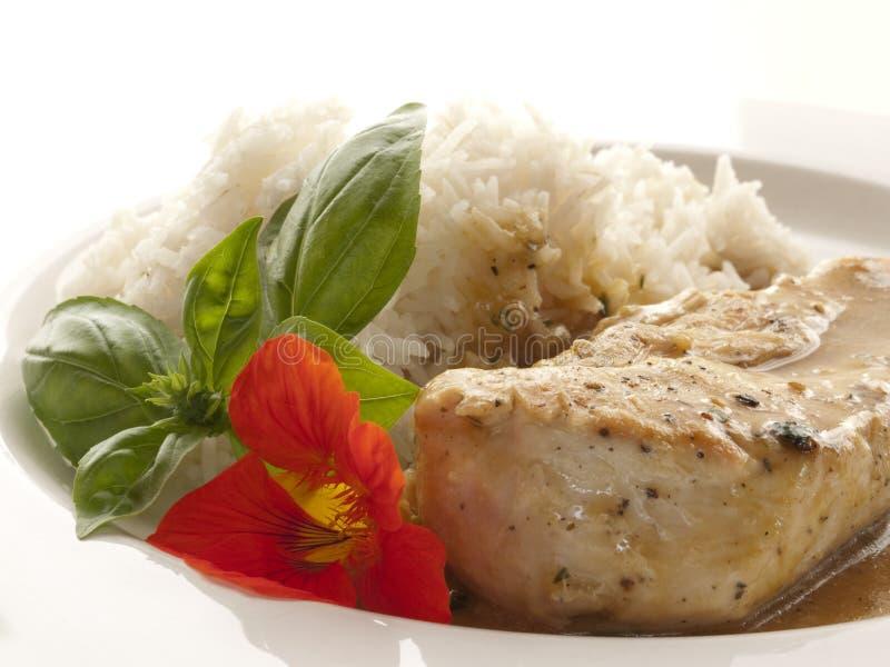Blanc de poulet photos stock