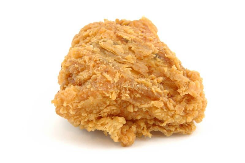 Blanc de poulet frit image stock