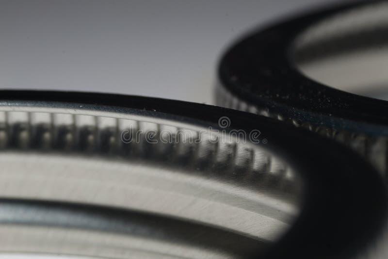 Blanc foncé de mise en boîte de deux couvercles image libre de droits
