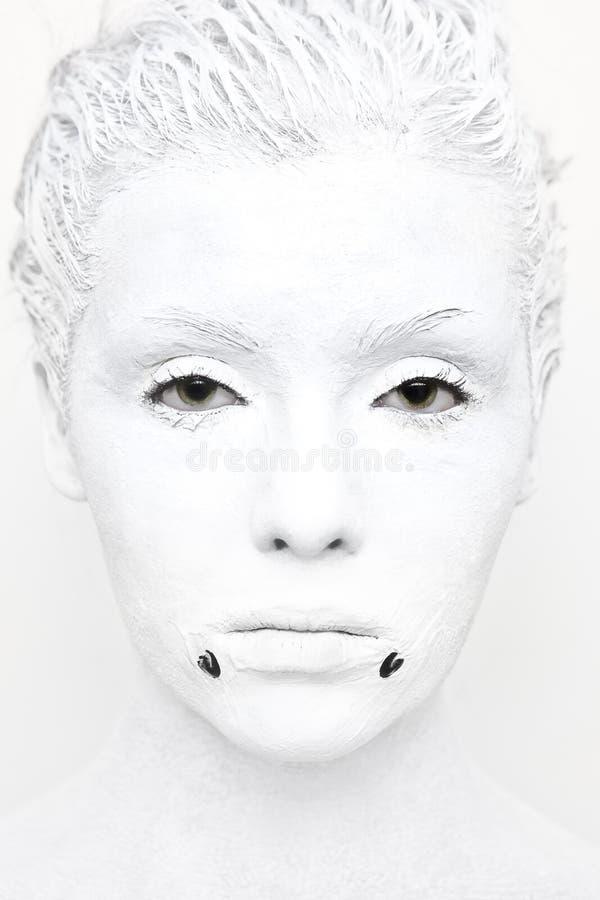 Blanc méga photos libres de droits