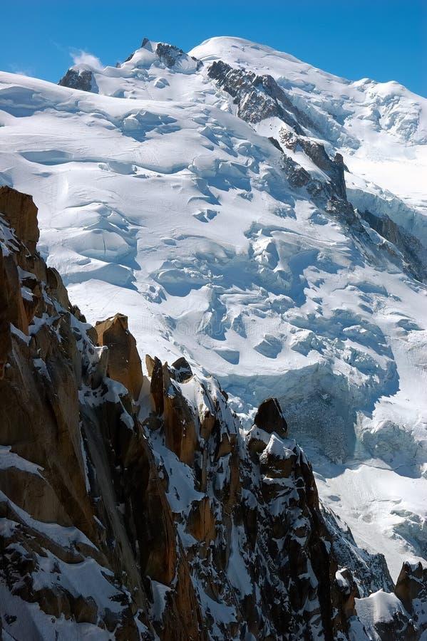 blanc mont στοκ φωτογραφίες με δικαίωμα ελεύθερης χρήσης
