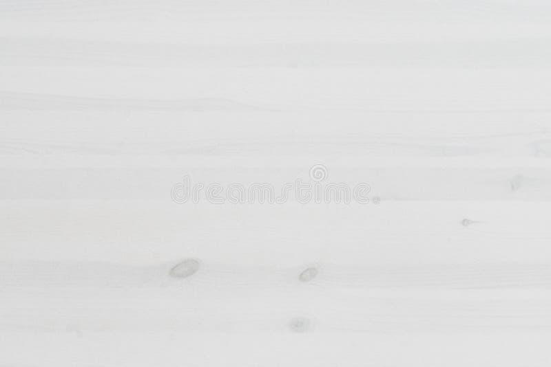 Blanc, texture en bois grise de mur, planches peintes images stock