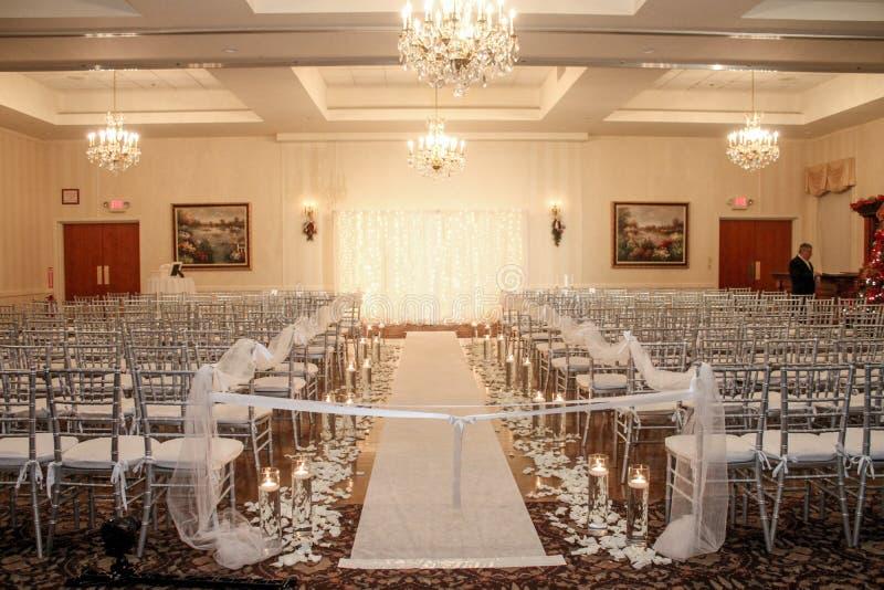 blanc wedding photo stock