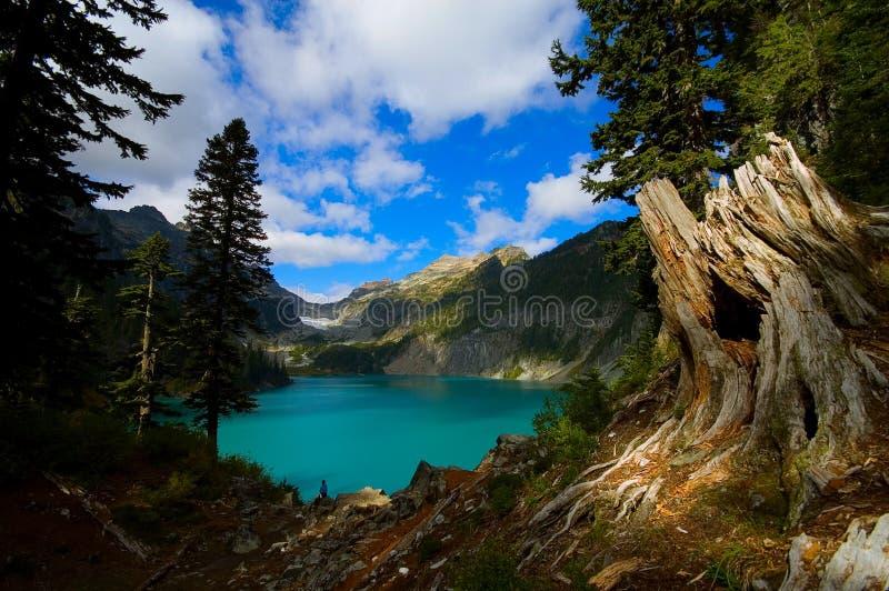blanca湖 图库摄影