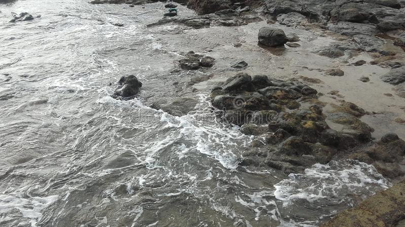 Blanca de Playa à Fuerteventura, Canarias 3 photo stock