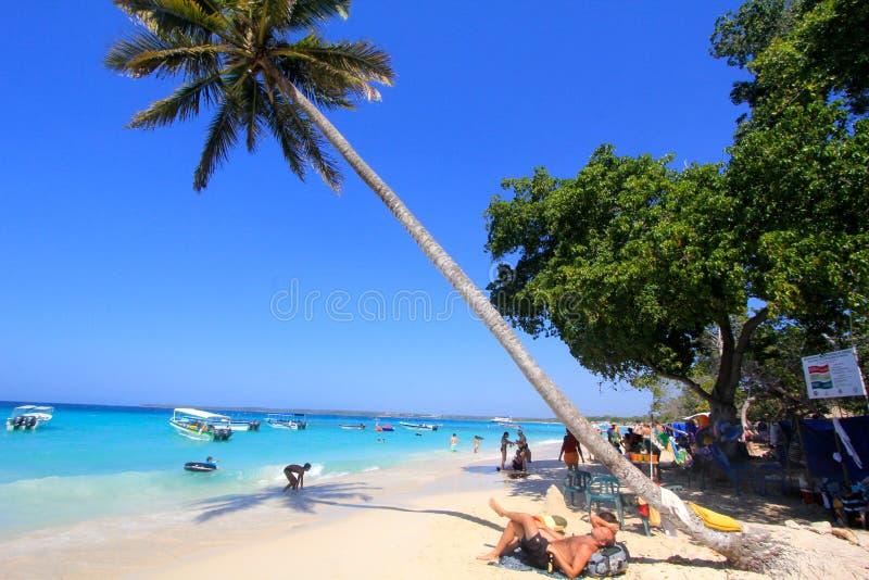 BLANCA de Playa, Colômbia imagens de stock royalty free