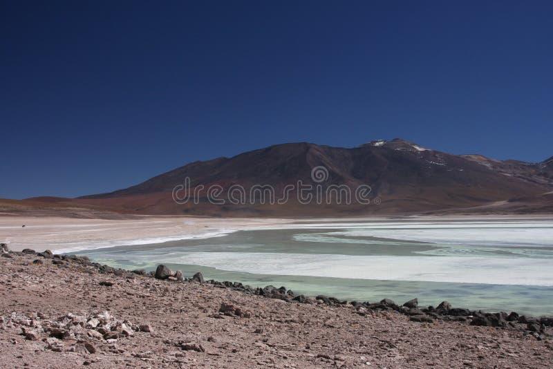 blanca laguna стоковое фото rf