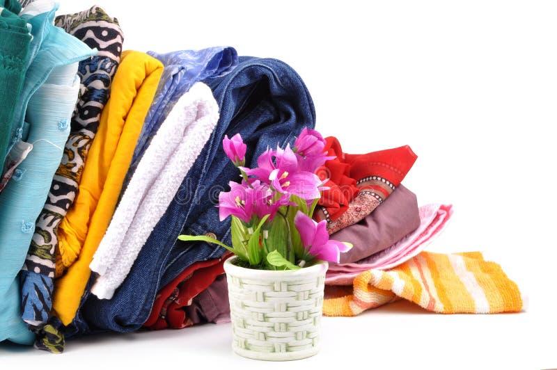 blanchisserie image stock