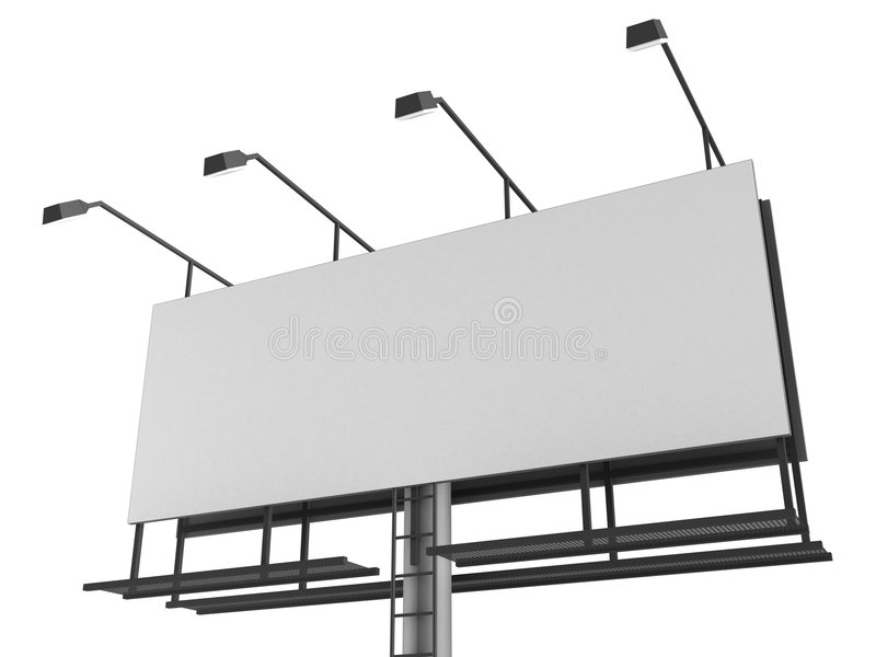 blanck σημάδι ελεύθερη απεικόνιση δικαιώματος