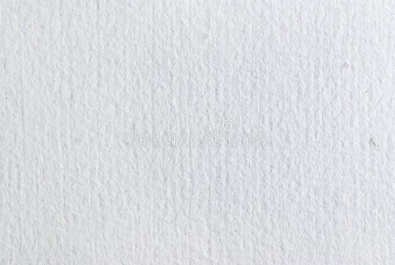 blanco de papel de la textura foto de archivo libre de regalías