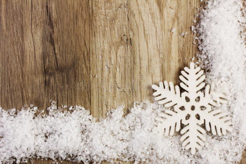 Blanco del ornamento de la Navidad imagenes de archivo
