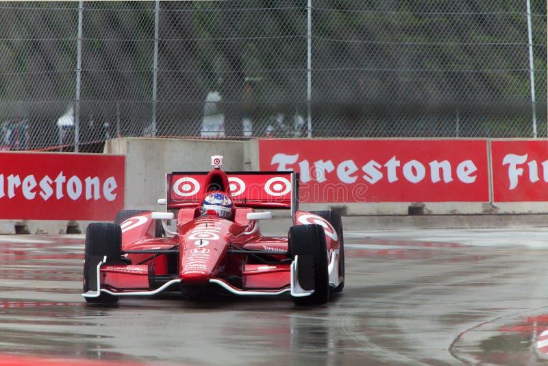 Blanco Indycar Detoit 2013 Grand Prix fotos de archivo