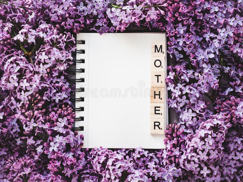 Blanco pagina voor Uw inschrijving stock foto