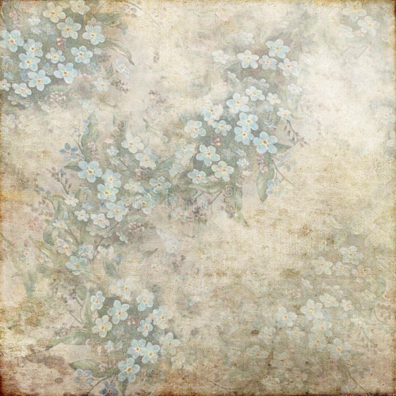 Blanco suavemente azulverde 143 del fondo del Grunge del vintage imagen de archivo