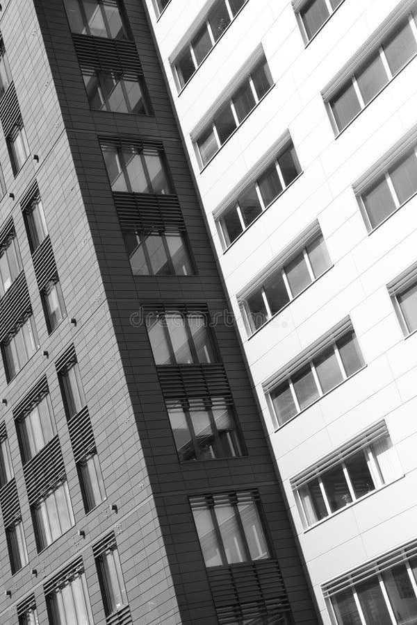 Blanco y negro fotografía de archivo libre de regalías