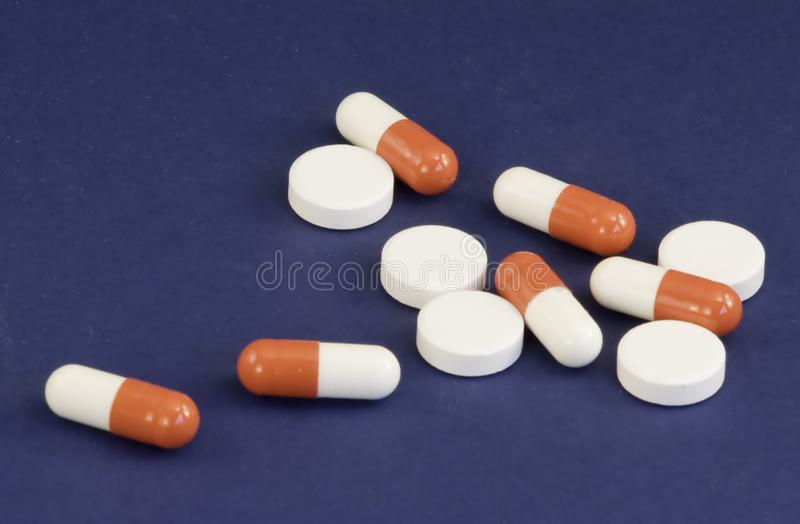 Blandade mediciner