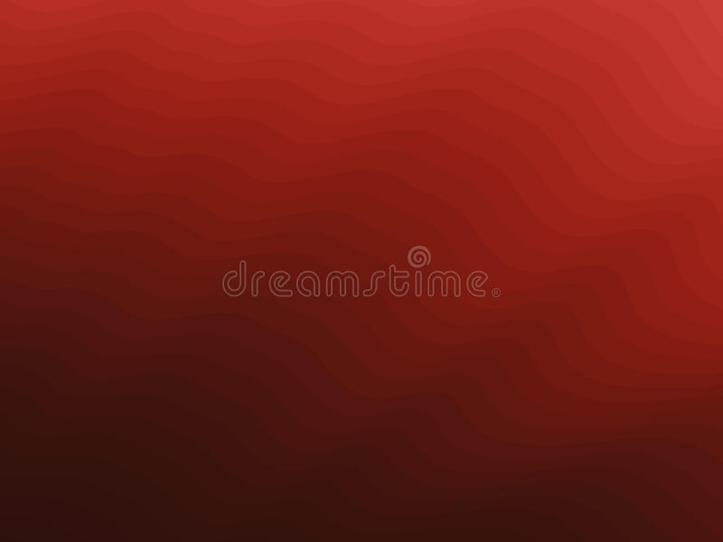 Blandning-våg-rött royaltyfri illustrationer