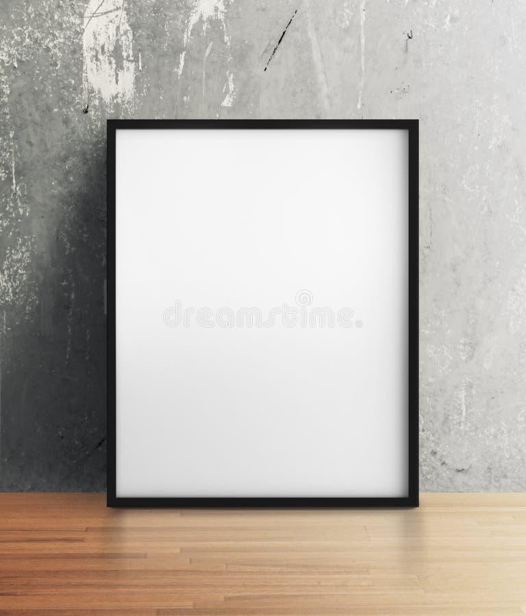 blank affisch fotografering för bildbyråer
