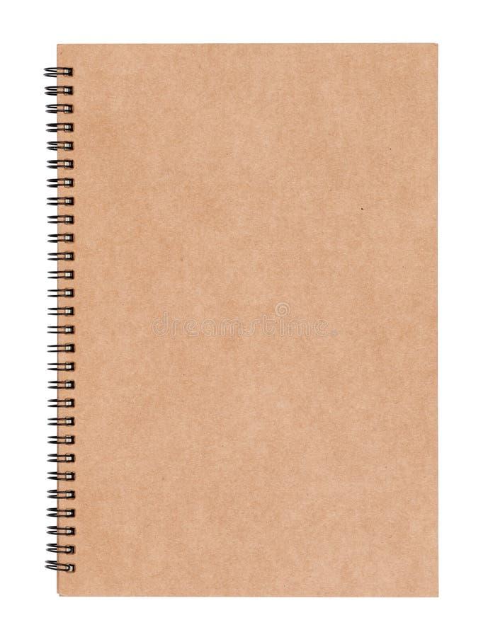 blank anteckningsbokspiral arkivfoton