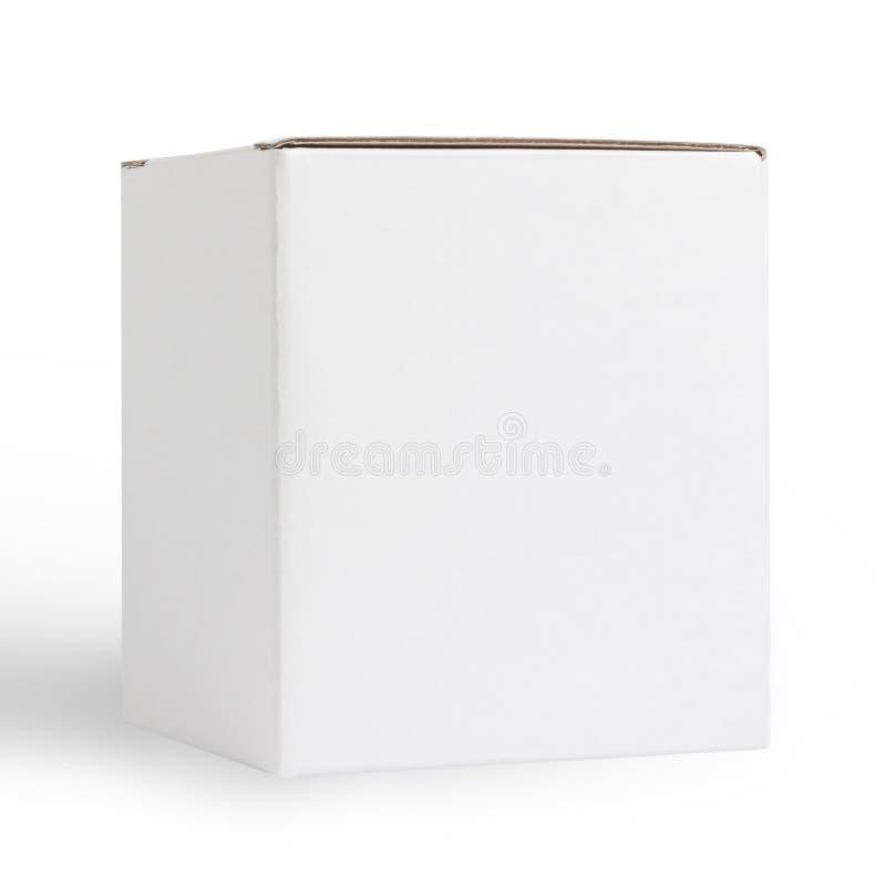 blank ask isolerad white fotografering för bildbyråer