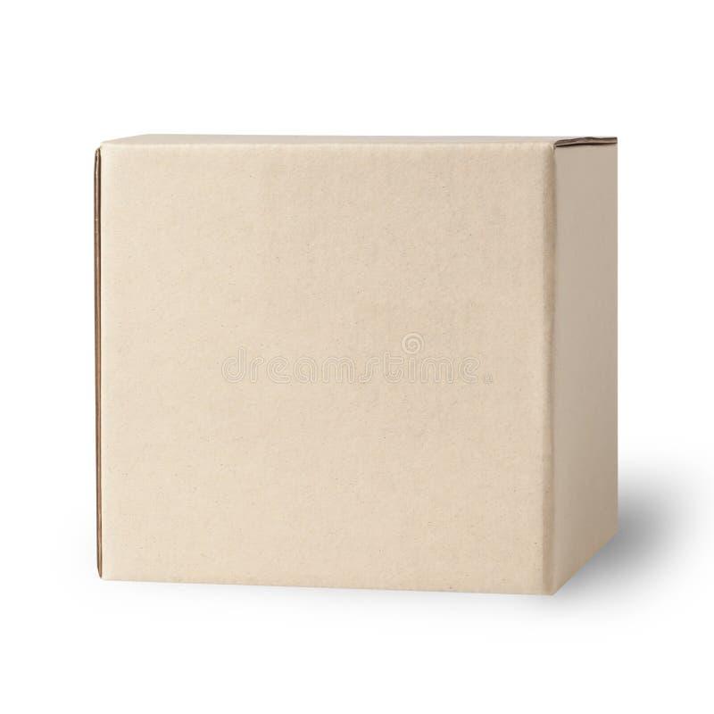blank ask isolerad white royaltyfri foto