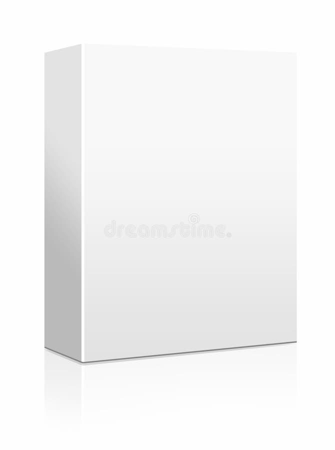 blank askprogramvara stock illustrationer