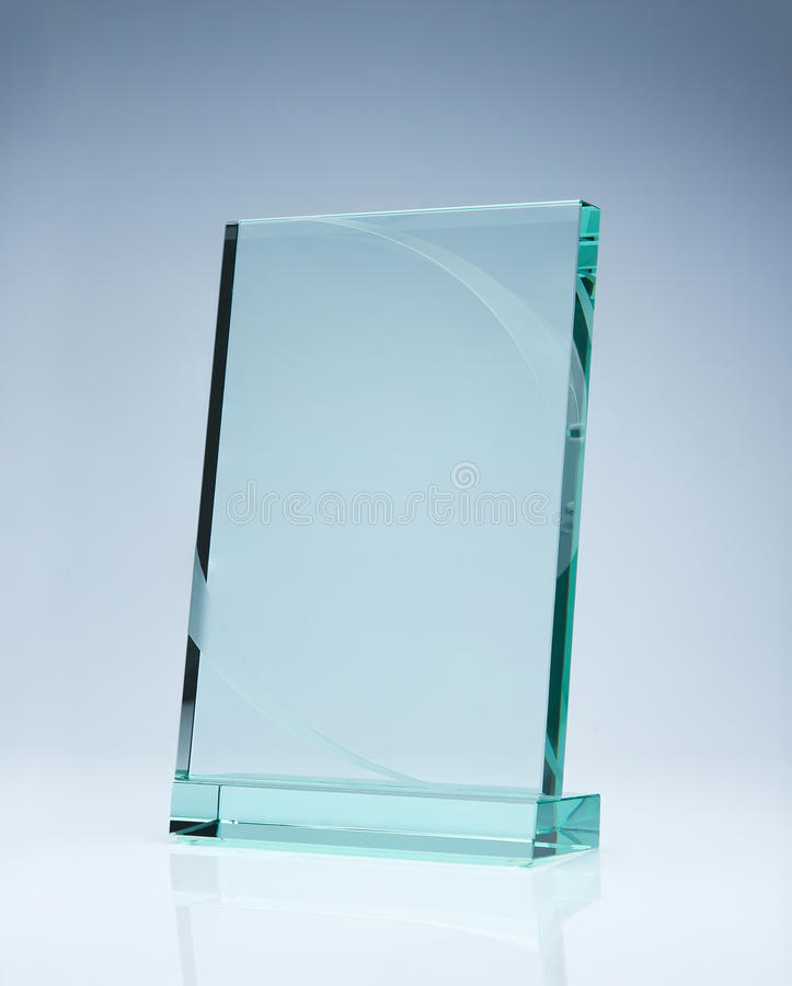Download Blank Award With Copy Space Stock Photo - Image: 25755076