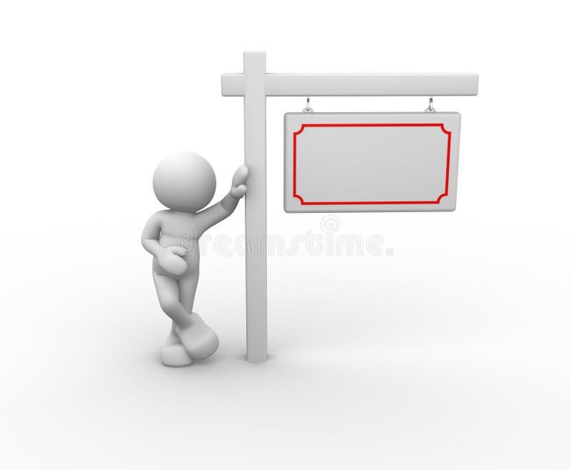 Download Blank banner stock illustration. Illustration of bill - 39513091