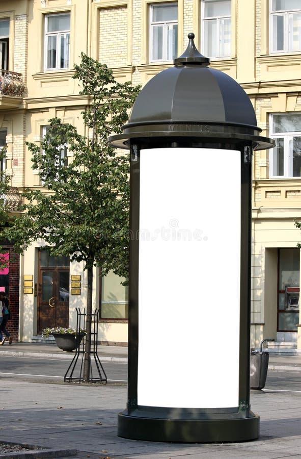 Download Blank billboard stock image. Image of business, panel - 11060253