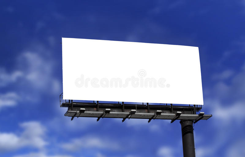 Download Blank billboard stock image. Image of message, outdoor - 11785743