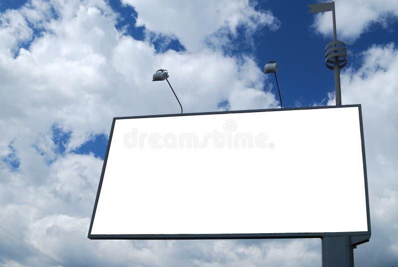 Download Blank billboard stock image. Image of media, exterior - 5367085