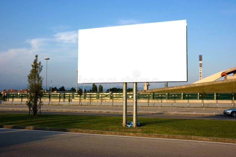 Download Blank Billboard Stock Photos - Image: 6392343