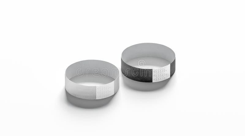 blank black and white paper wristband mockup stock image image of illness concert 93461355. Black Bedroom Furniture Sets. Home Design Ideas