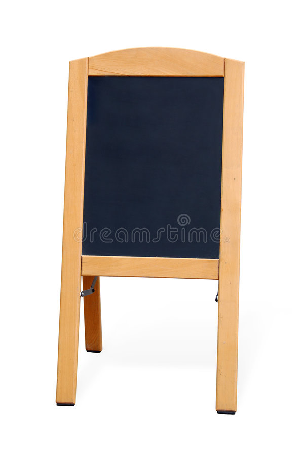Free Blank Blackboard Royalty Free Stock Photo - 1683565