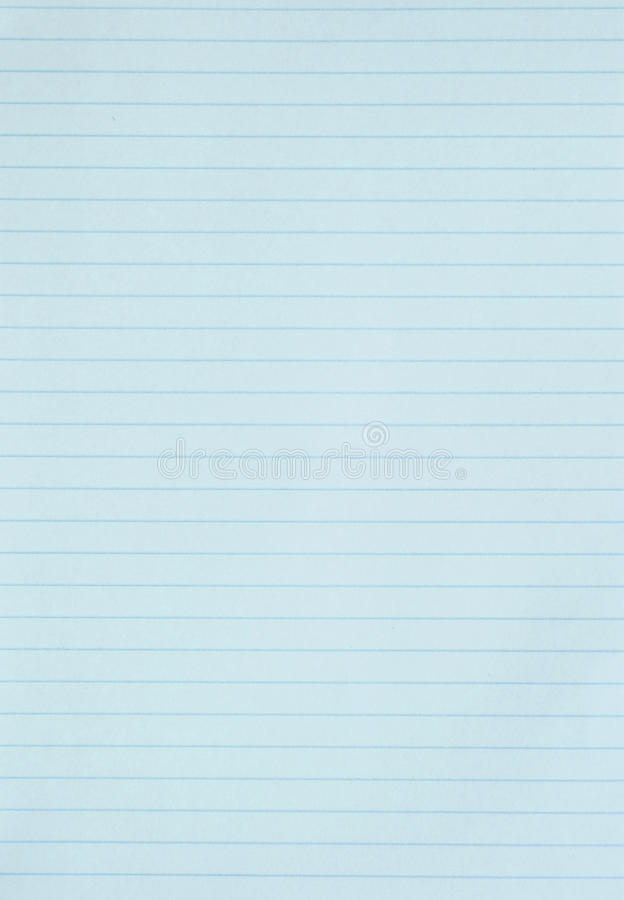 Free Blank Blue Lined Paper Background Or Textured Stock Images - 33057184