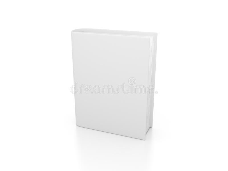 Download Blank Book stock illustration. Image of single, magazine - 27868008