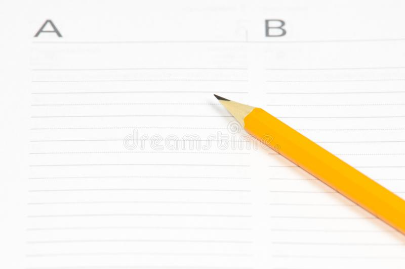 Blank, Book, Business royalty free stock photo