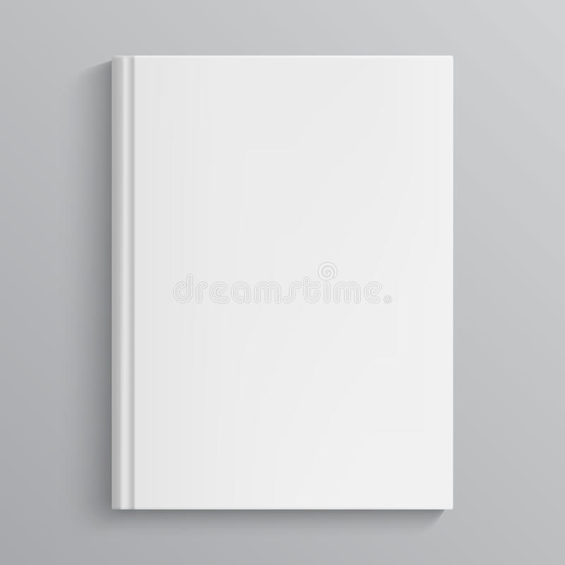 Book Cover Stock Art : Blank book cover royalty free stock images image
