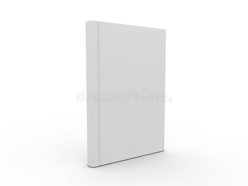 Blank Book Cover Background : Blank book cover royalty free stock image
