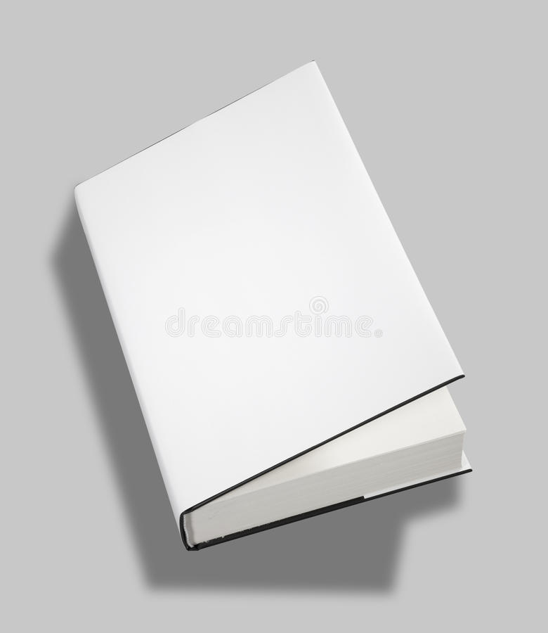 Free Blank Book Open Cover W Clipping Path Royalty Free Stock Images - 17707189