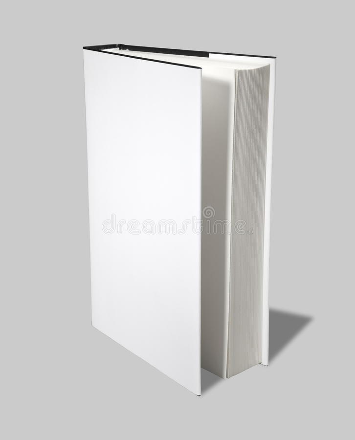 Download Blank Book Open Cover W Clipping Path Stock Photo - Image: 18349544